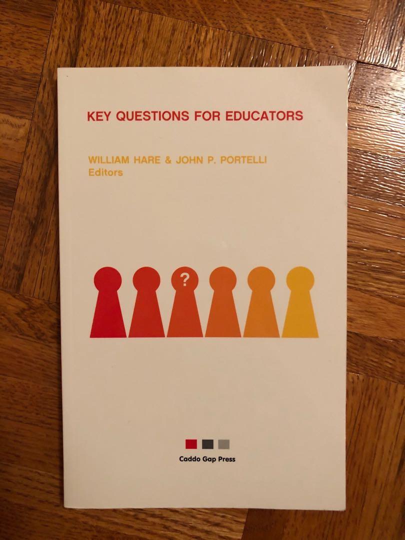 Key Questions for Educators