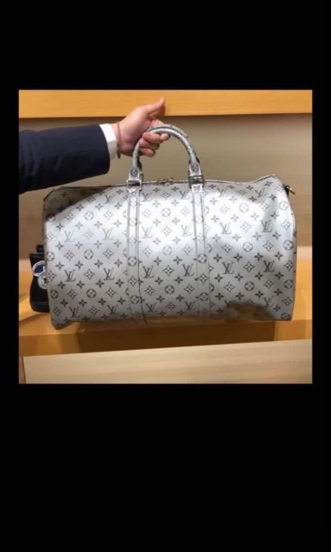 Louis Vuitton limited edition keepall