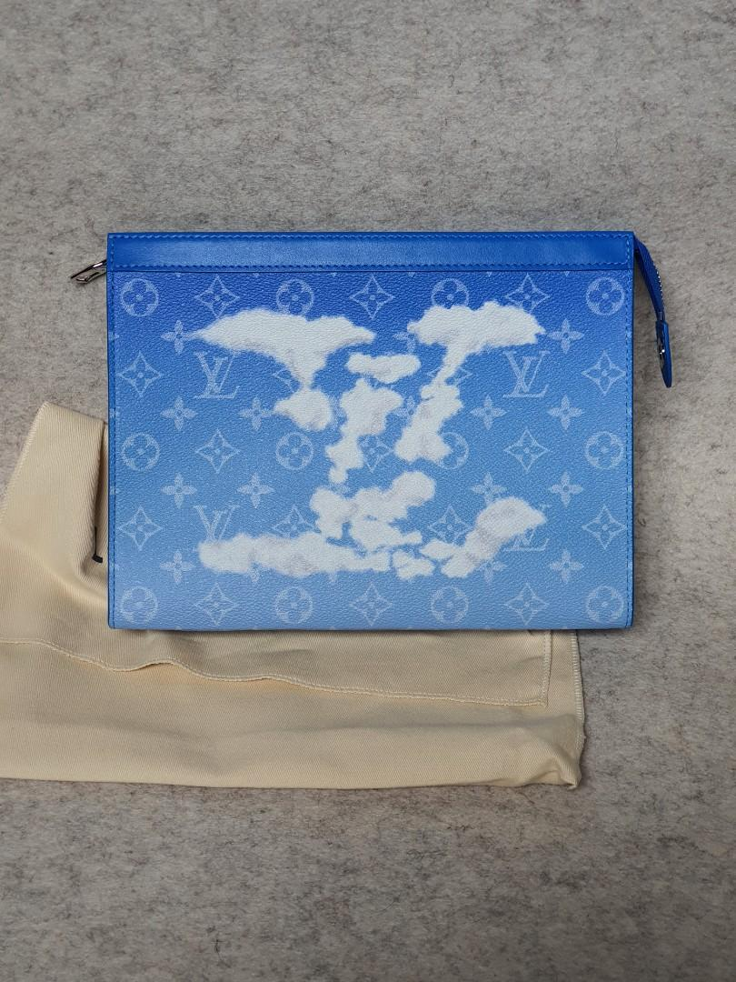 Louis vuitton lv cloud pochette voyage MM