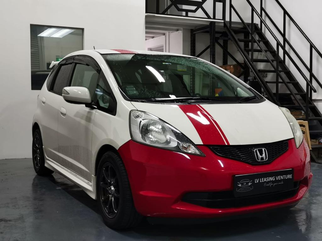 LV Leasing Venture , start your venture with us ! HONDA FIT!!@!@