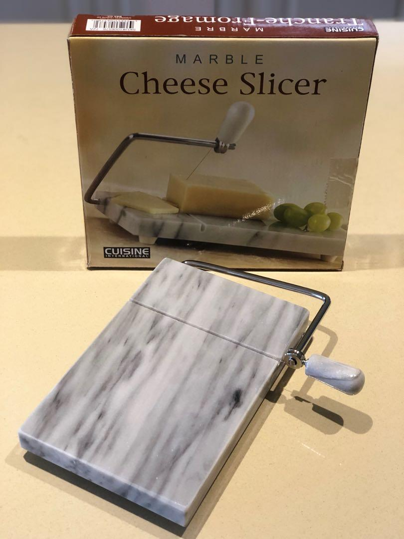 """Marble Cheese Slicer 5"""" x 8"""" with 2 additional wires"""