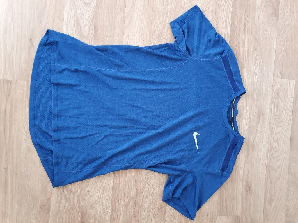 Mens Nike dri fit shirt and compression pants