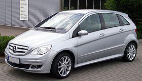 Mercedes-Benz B200 Urban (A)