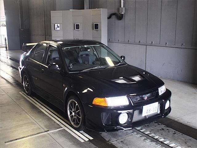 Mitsubishi Lancer EVO5 Manual