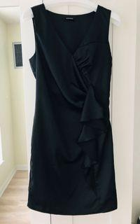 Morgan De Toi Black party dress size XS