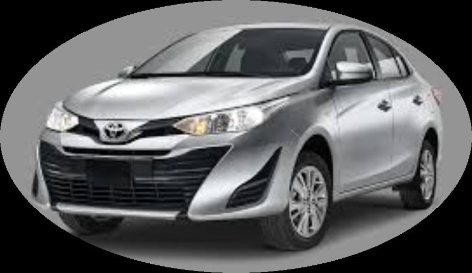 NEW TOYOTA VIOS 2020 P PLATE CAN