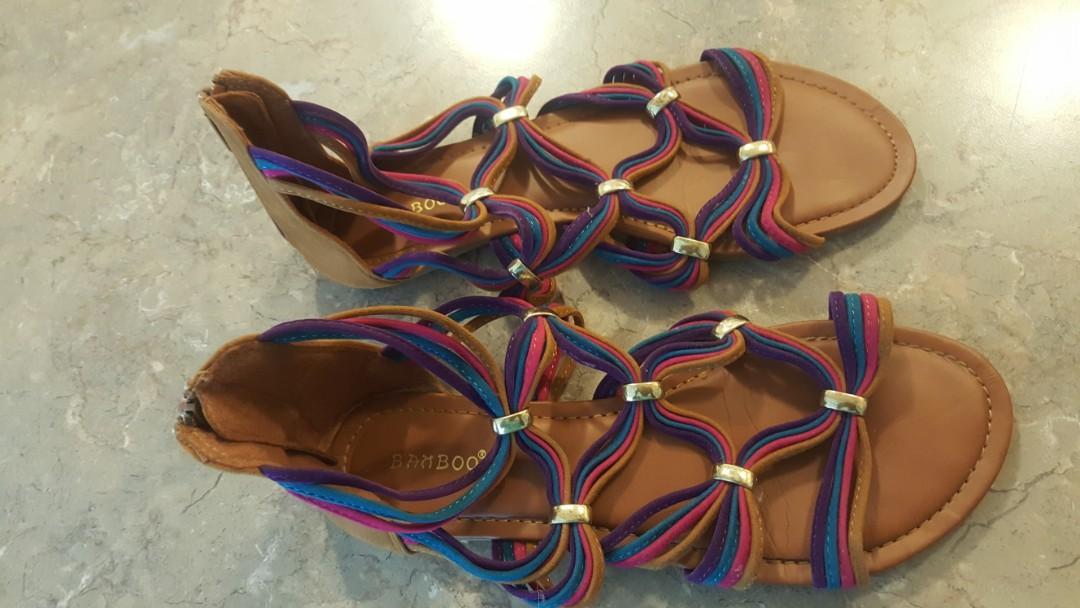 Nice Bamboo sandals
