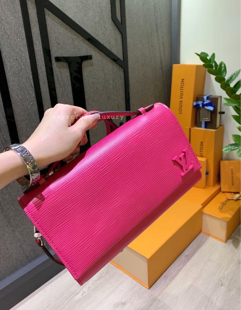 💥On Sale 9️⃣.9️⃣💥LV Clery Freesia Epi Leather