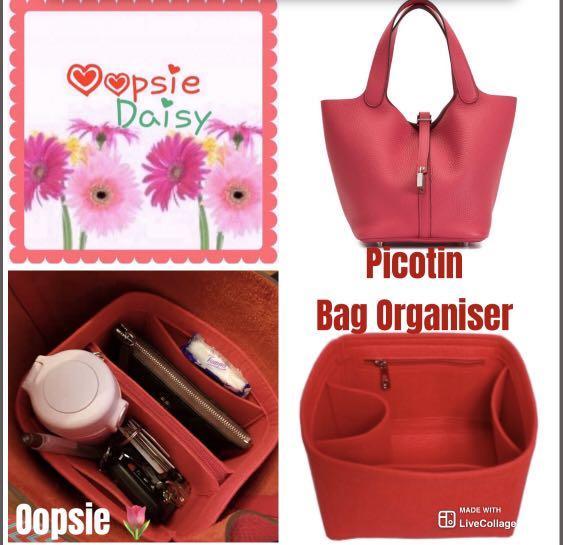 Picotin Bag Organiser / Bag Insert