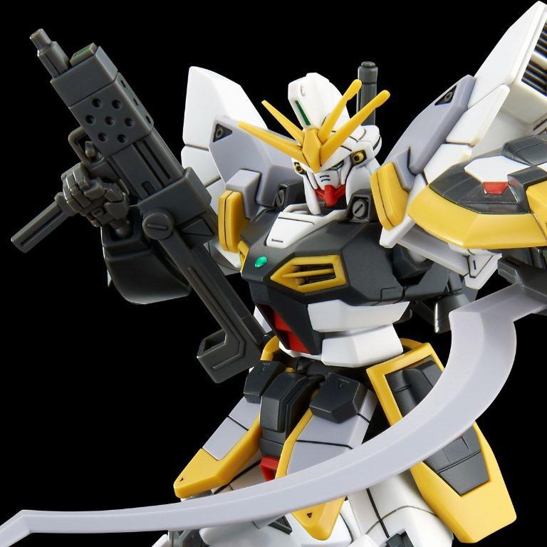 Pre Order Hg 1 144 Gundam Sandrock Custom Toys Games Bricks Figurines On Carousell