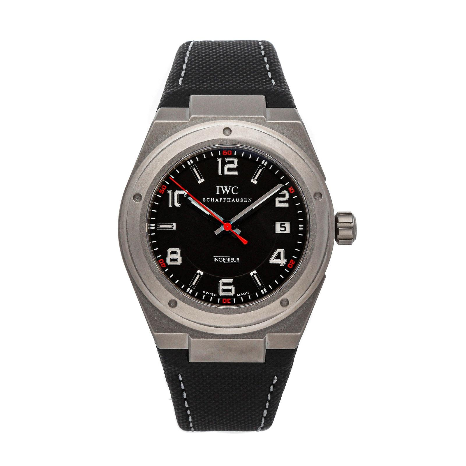 Pre-Owned IWC Ingenieur AMG IW3227-03
