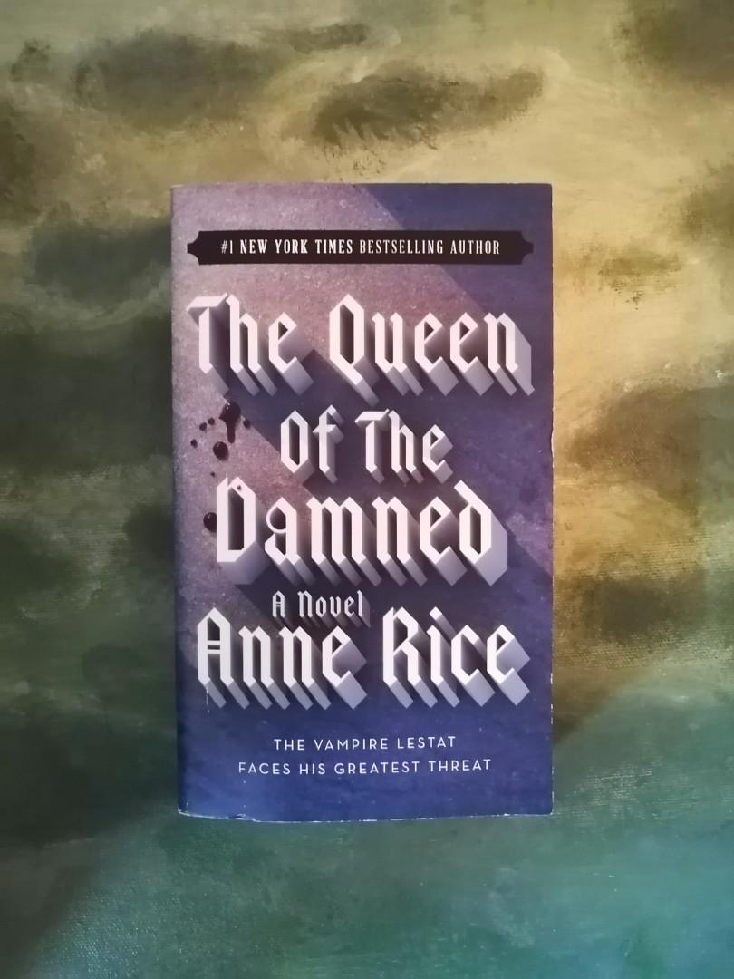 Queen Of The Damed by Anne Rice