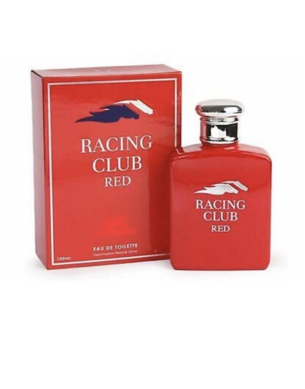 Racing Club Red Men's Cologne