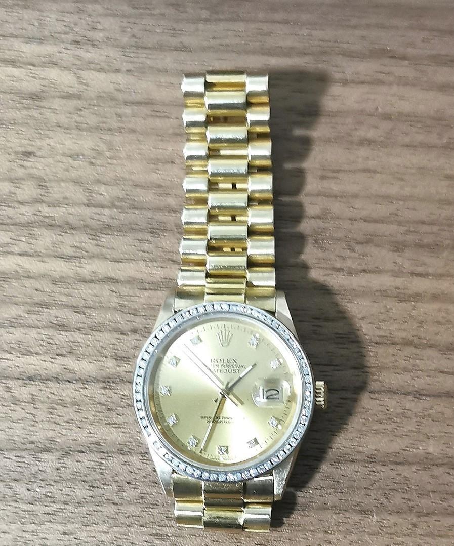 Rolex 16018 full gold