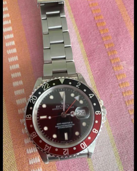 Rolex 16760 fatlady