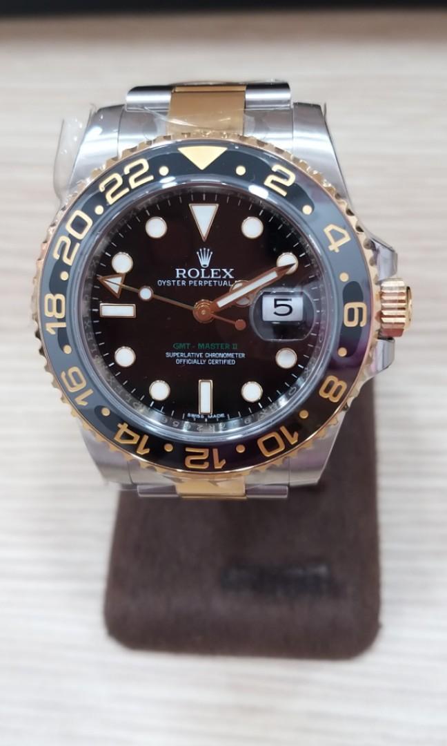 Rolex Gmt Master 116713ln