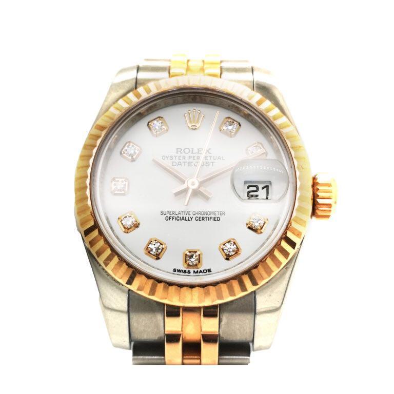 Rolex Lady Datejust Diamond 179171