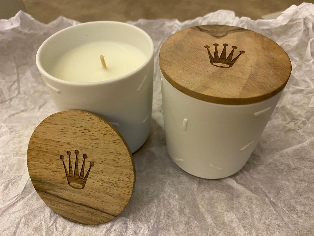 Rolex Scented Candles