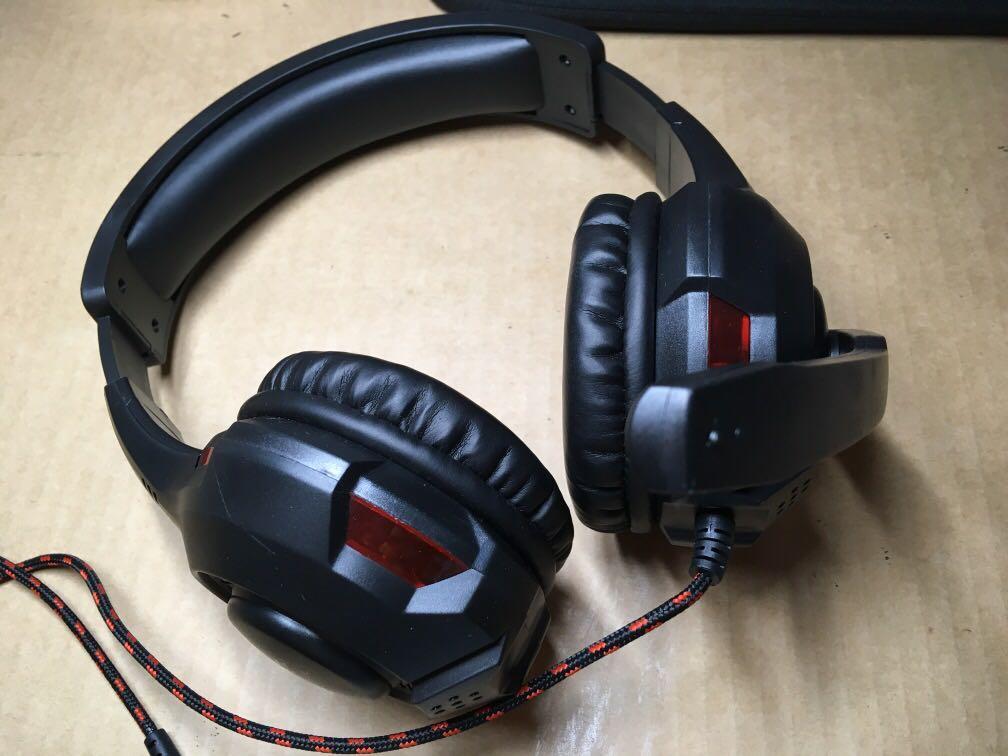 Ronever O-Max電競頭戴式耳機