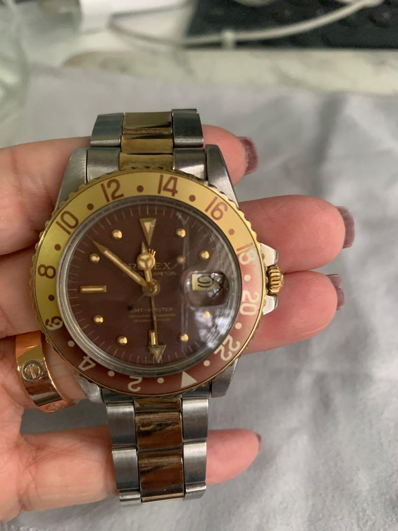 Rootbeer GMT Master
