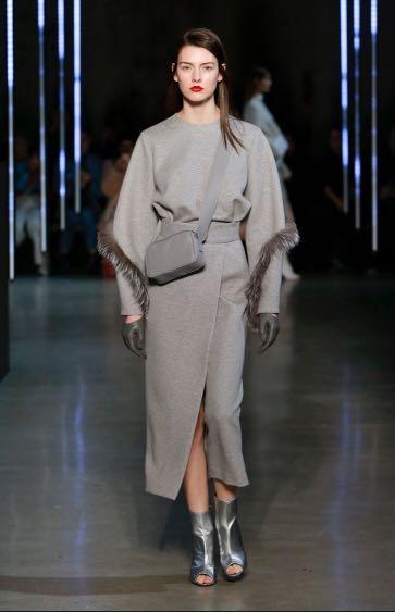 Sample Sally Lapointe runway skirt