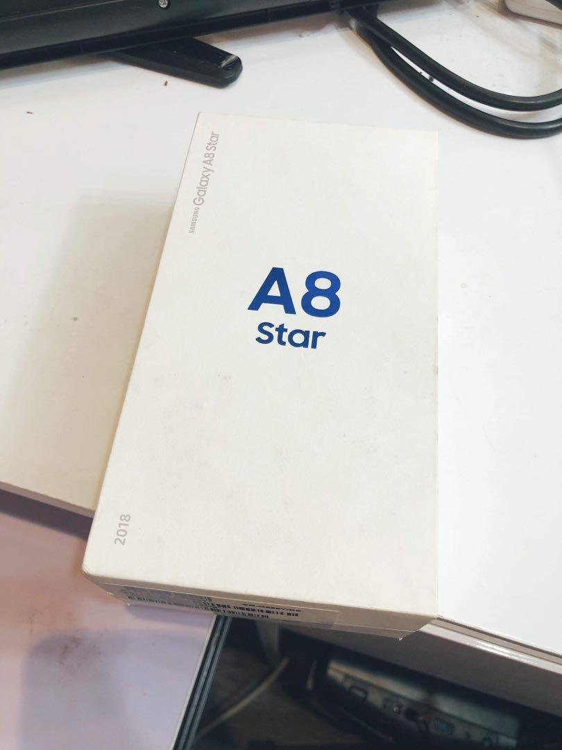 Samsung 三星 A8 star