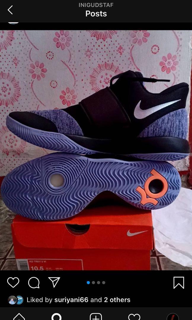 Sepatu Basket Nike KD Trey 5