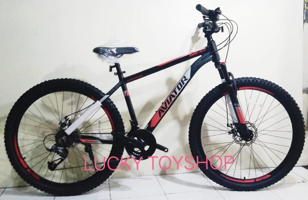 Sepeda gunung Mtb Aviator 2691 ALX