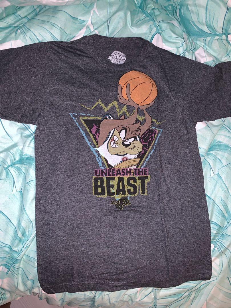 Space Jam Vintage T-Shirt size Small