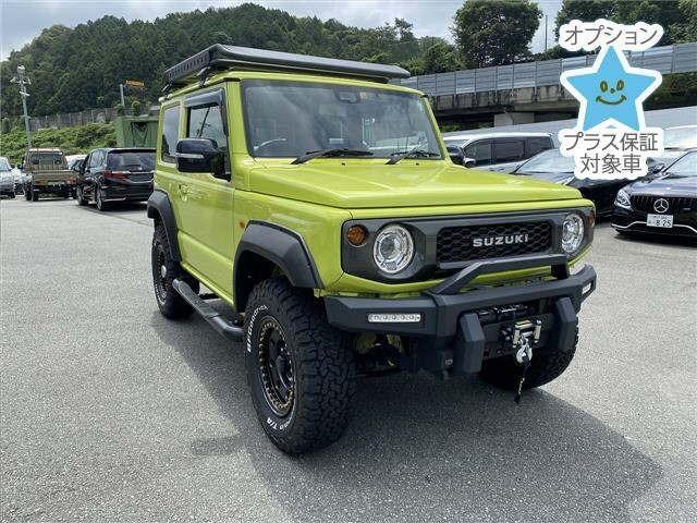 Suzuki Jimny JB64W Manual