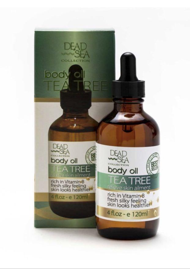 Tea Tree Body Oil