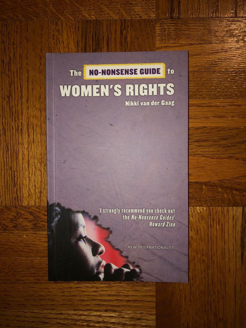 The No-Nonsense Guide to Women's Rights
