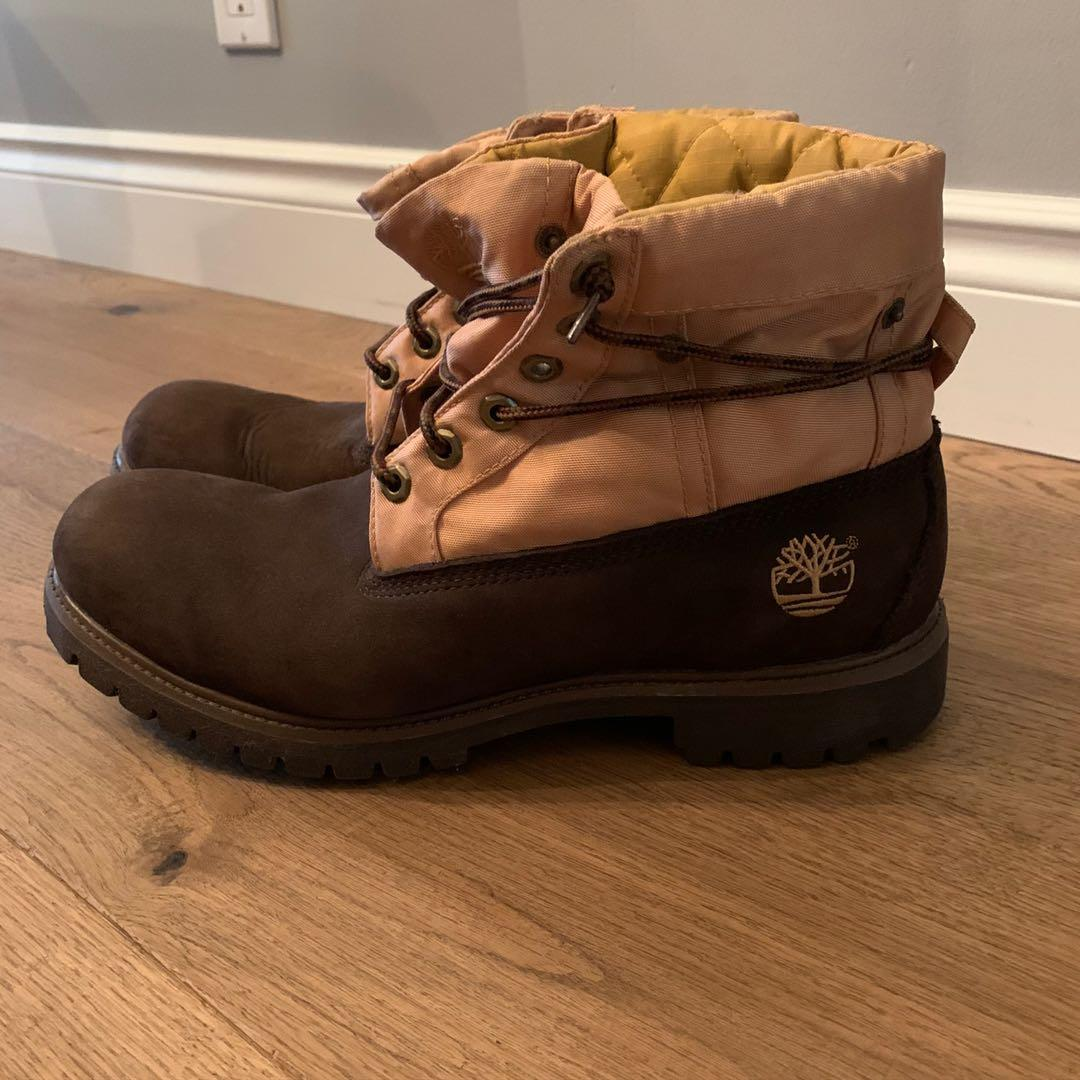 TIMBERLAND MEN'S SIZE 11 BOOTS