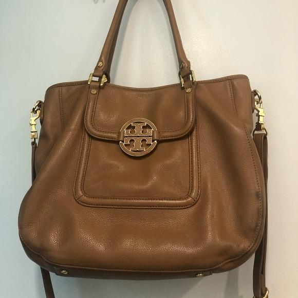 Tory Burch hobo bag with crossbody strap