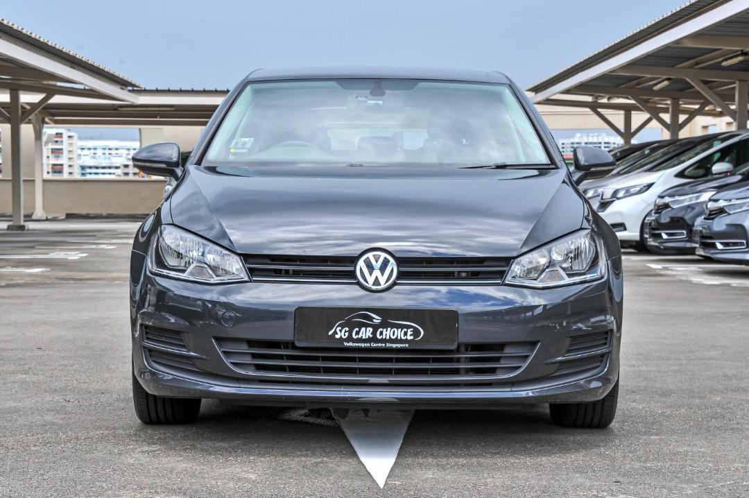 Volkswagen Golf 1.2 TSI (A)