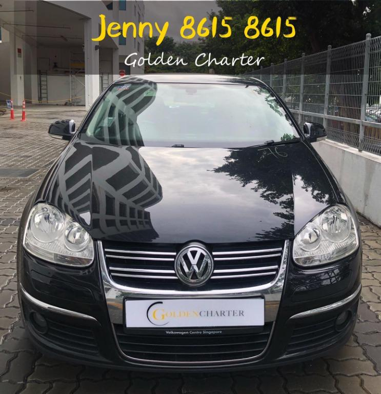Volkswagen Jetta conti car Top condition rent for long term $55 per day personal use Grab gojek PHV