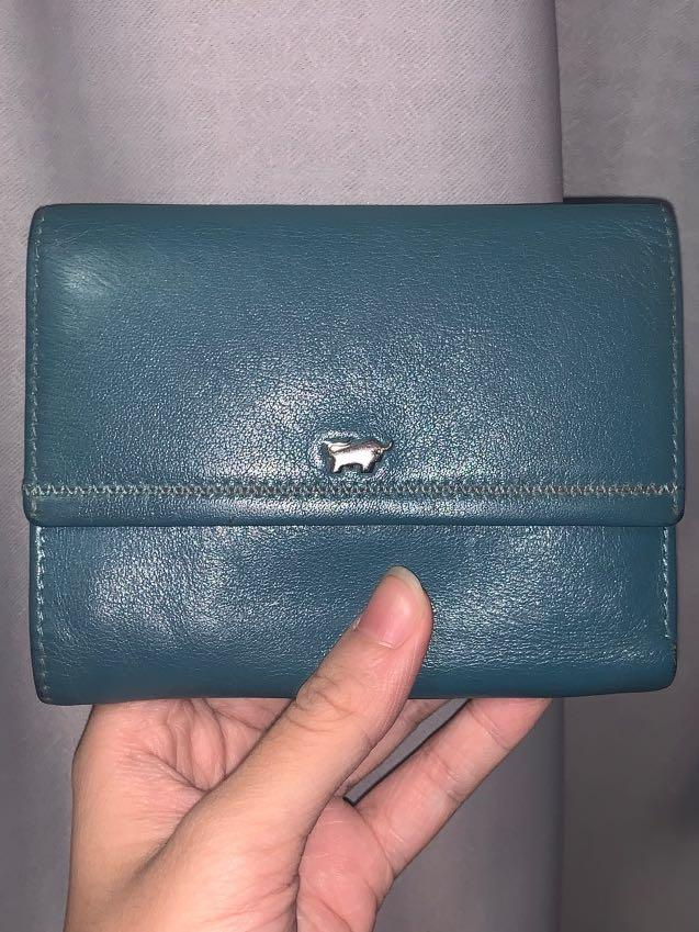 WTS Braun Buffel Leather Wallet Authentic