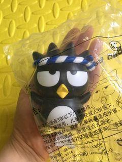 XO正版日本造型膠公仔Sanrio 酷企鵝上鏈公仔移動