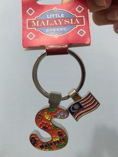 《Yo》降價_馬來西亞 S造型鑰匙圈