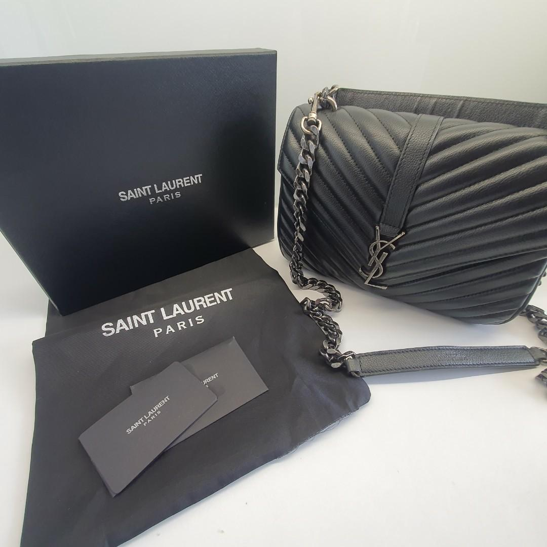 YSL Saint Laurent College Bag (Small)