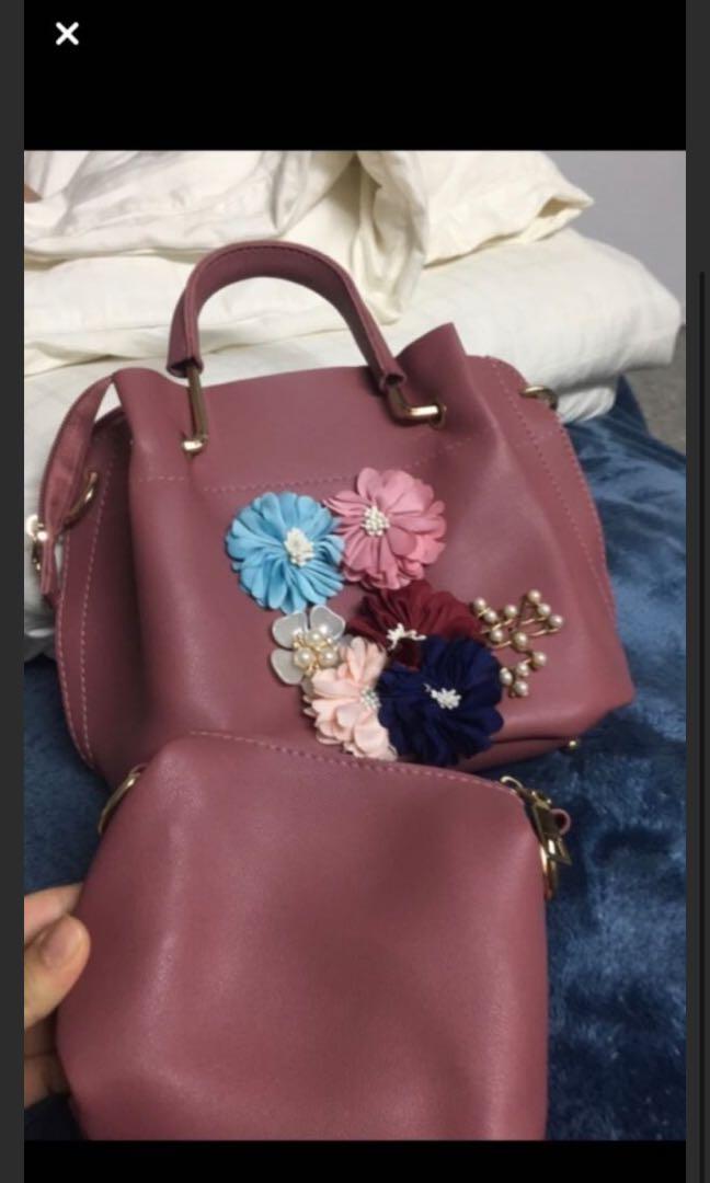 2 piece purse