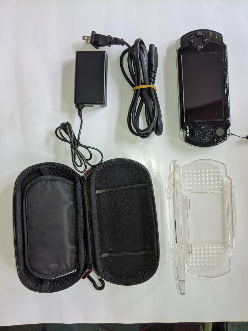 2手 psp3000型(已改,2011年購入)
