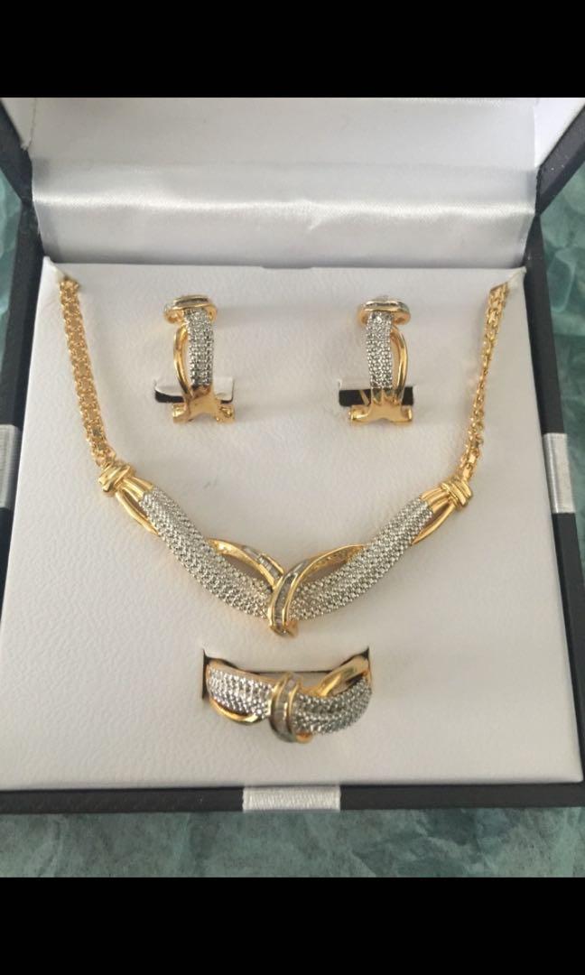 3-Piece Jewelry Set! GOB