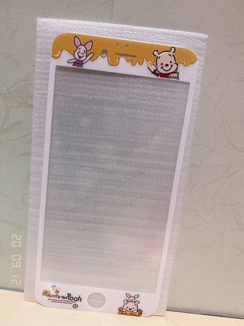 (全新)小熊維尼保護貼