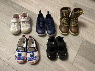 兒童鞋 BB鞋 運動鞋 Nike Tiger Gap Carter's