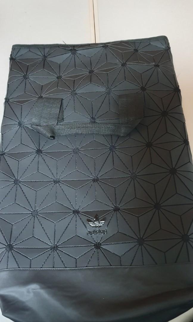 Free grey goose duffle bag with Adidas Issey Miyake purchase