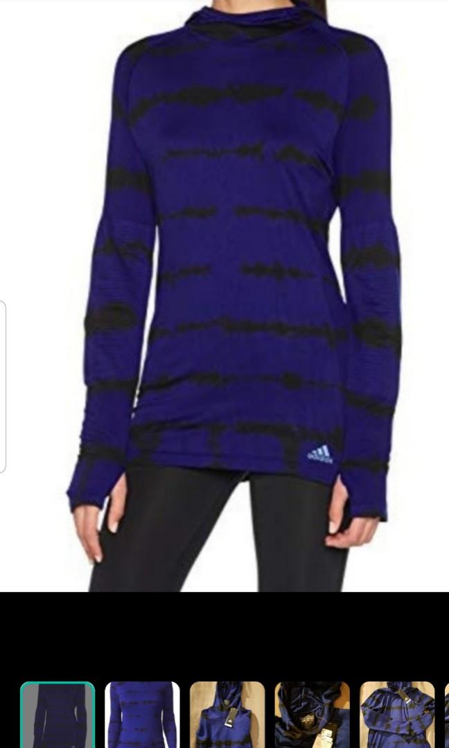 Adidas Long Sleeve Workout Top