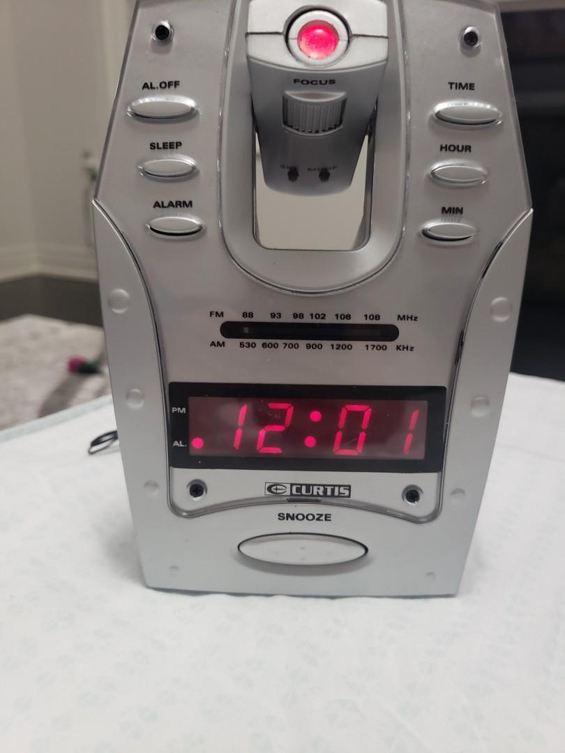 Alarm clock with