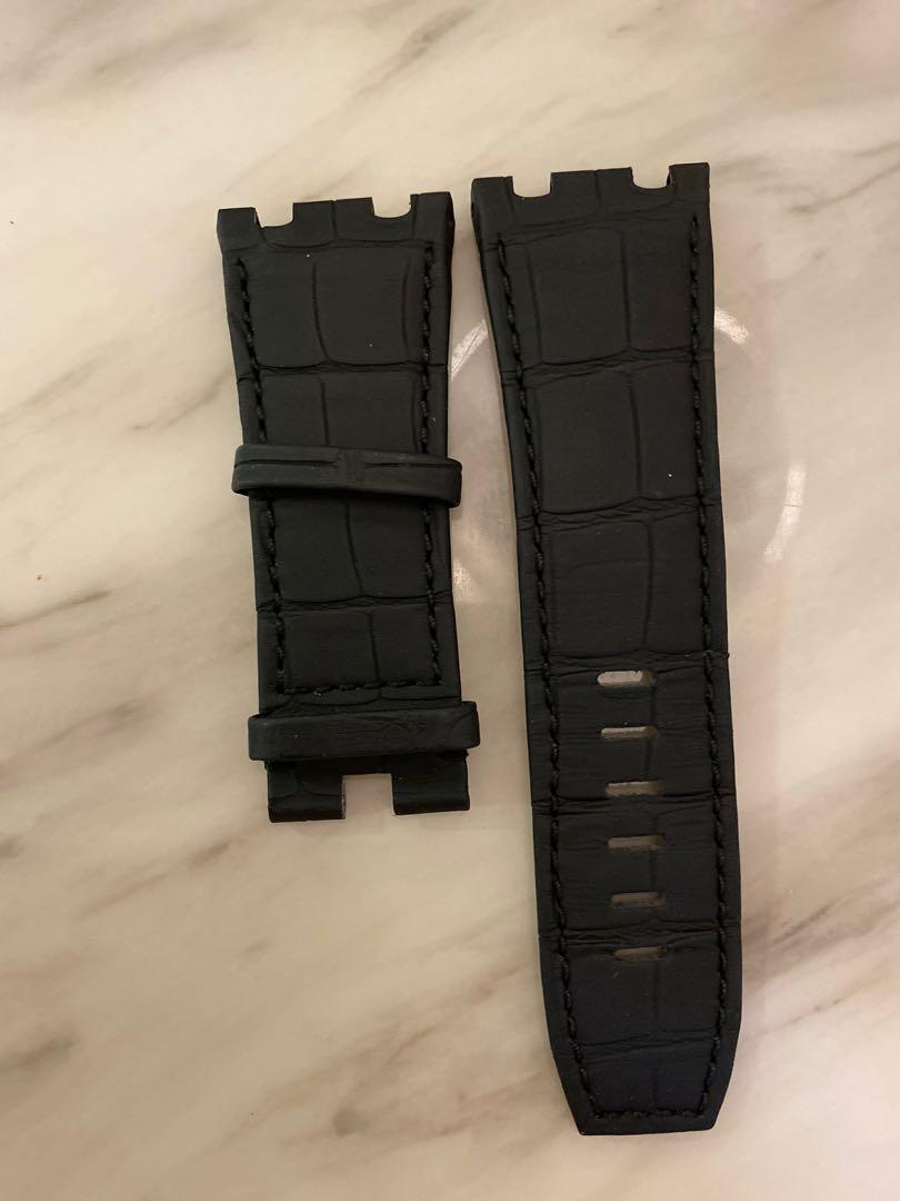 AP leather strap for 44mm