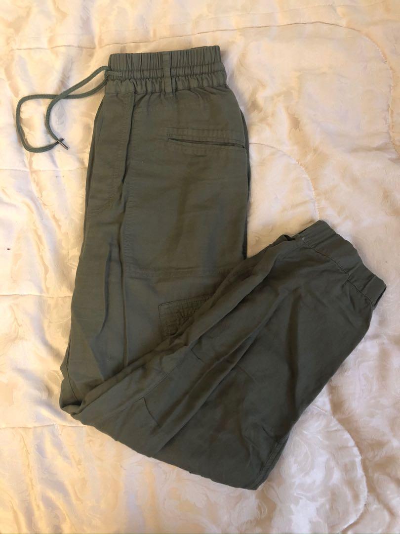 Aritzia derringer pants